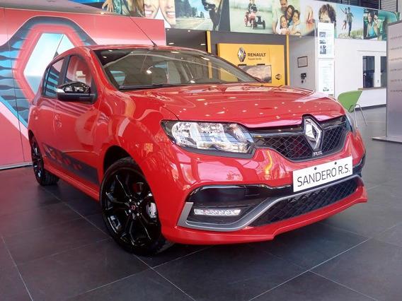 Renault Sandero 2.0 Rs 145cv 0km 2019 Precio De Remate (mac)