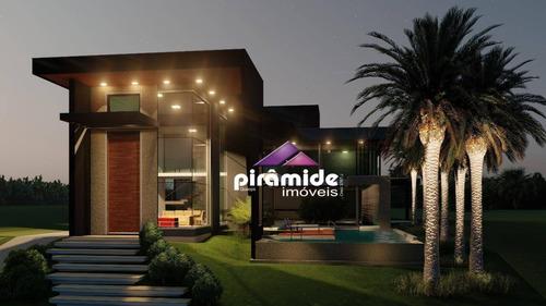 Casa À Venda, 700 M² Por R$ 4.750.000,00 - Urbanova - São José Dos Campos/sp - Ca5342