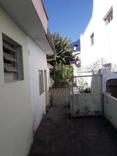 Terreno Residencial À Venda, Santa Teresinha, Santo André. - Te0806