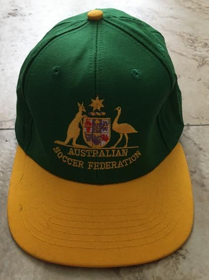Gorra Australia Soccer