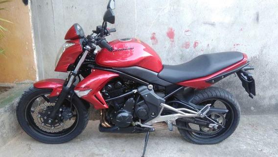 Kawasaki Er 6n Abs 2012