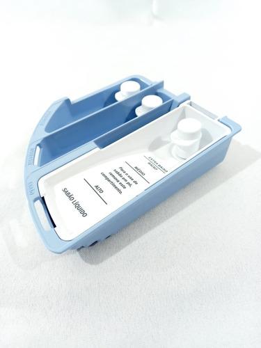 Dispenser Sabão Lavadora Electrolux Ltc10 Lbu15 Lt15f Lb12
