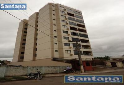 00554 - Apartamento 2 Dorms. (1 Suíte), Setor Central - Caldas Novas/go - 554