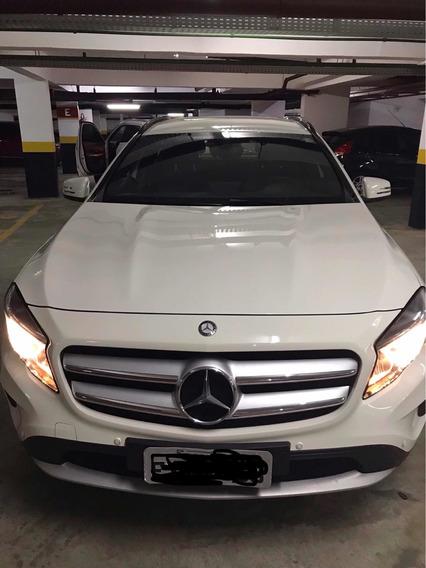 Mercedes-benz Classe Gla 1.6 Style Turbo Flex 5p 2016