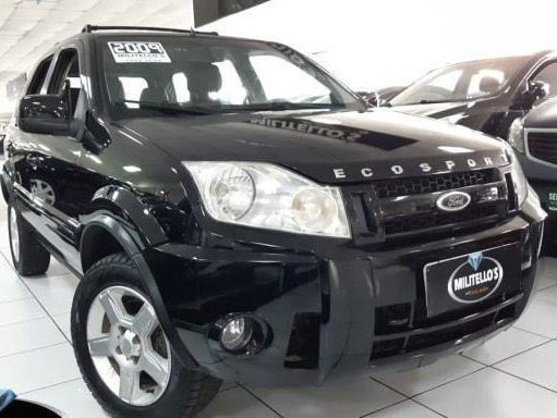 Ford Ecosport Xlt Automatica