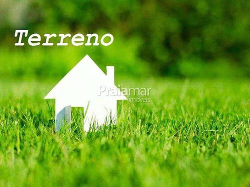 Terreno I 336m² I São Jorge I Santos - 1116