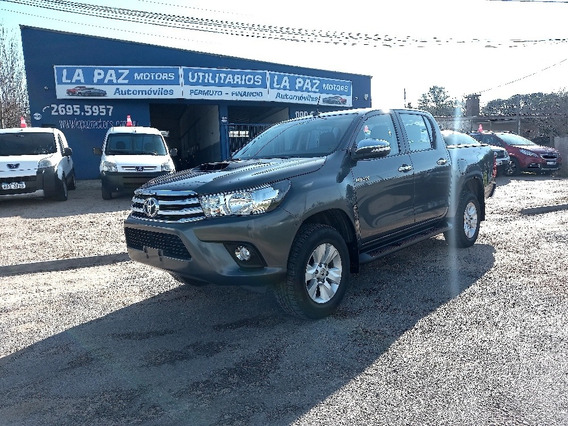 Toyota Hilux 3.0 Srv Tdi 177cv 4x4 . 2017 Nueva Unico Dueño