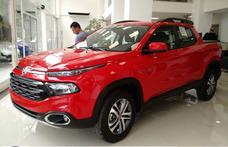 * Fiat Toro 2.0 Freedom 4x4 /entrega Inmediata/100% Financia