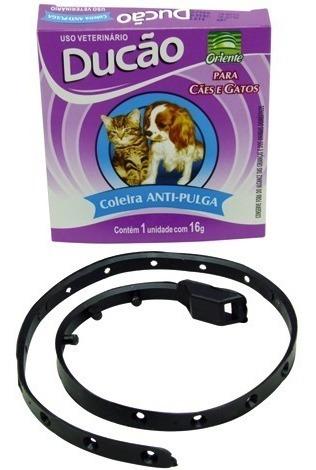 Coleira Anti-pulgas/carraptos 16g Cães E Gatos
