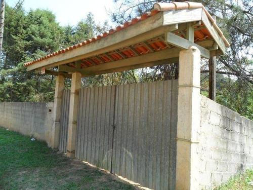 Chácara Com À Venda, 2400 M² Por R$ 150.000 - Chácaras Reunidas Igarapés - Jacareí/sp - Ch0008