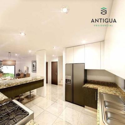 Casa Nueva En Privada - Antigua Residencial - Cerca De La Macroplaza