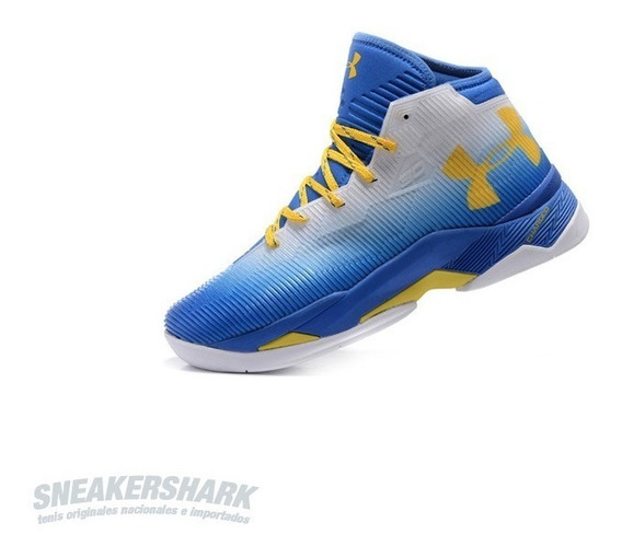 Under Armour Sc Curry 2.5 Royal 73-9 Sneakershark