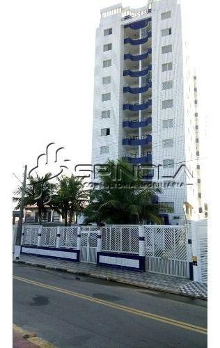 Apartamento Com 3 Dormitórios À Venda, 90 M² Por R$ 380.000,00 - Jardim Praia Grande - Mongaguá/sp - Ap1541