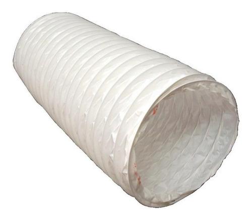 Ducto / Manguera Corrugada Para Extractor De Aire 150 Mm Pvc