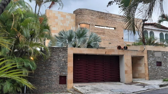 Casa En Venta Los Chorros Mls #20-8475