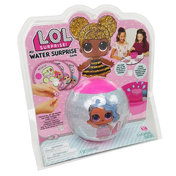 Lol Surprise Water Game