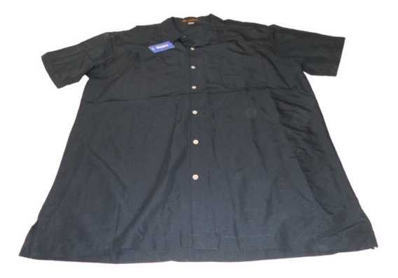 Camisa Sport Hawaiana Harriton Manga Corta Talla Xl