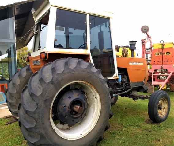 Tractor Zanello V-210 Con Cabina Impecable