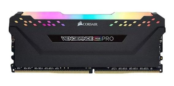 Memória Vengeance Rgb Pro 16gb ( 1x16 ) 3200mhz