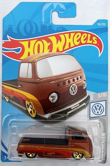 Volkswagen T2 Pickup Kombi Marron Hw 2019 96/250