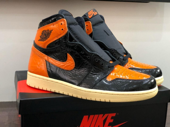 Tenis Nike Air Jordan 1 High Sbb Shattered Backboard 3.0 40