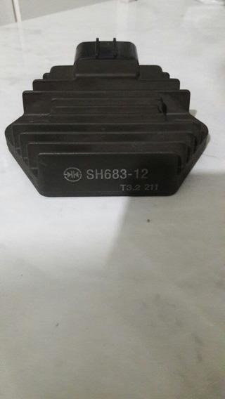 Regulador De Voltagem Cbx250 Twister 2003/2008 (original)