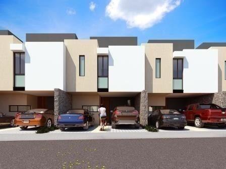 264-618 Townhouse Nuevo En Dzitya Merida