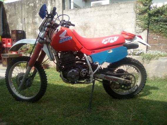 Honda Xr 600 Rp 1993 Hecha 1990 Anda Perfecto, Titulal
