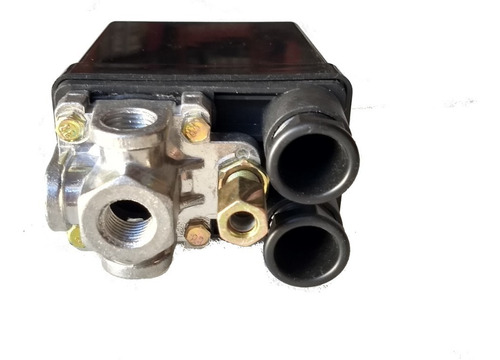 Presostato Para Compresor - 1 Entrada Y 3 Salidas