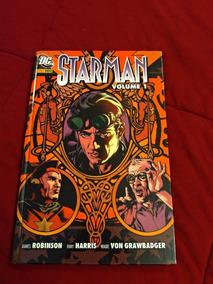 Starman - James Robinson - Encadernado Capa Dura