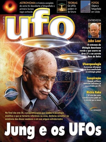 Jung E Os Ufos - Revista Ufo 268