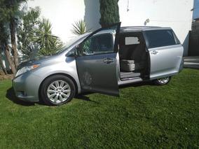 Toyota Sienna Limited Piel Limited