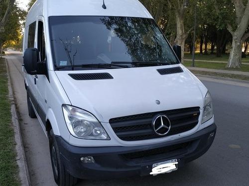 Mercedes-benz Sprinter 2.1 415 3665 Te Mixto 4+1 Silver 2014