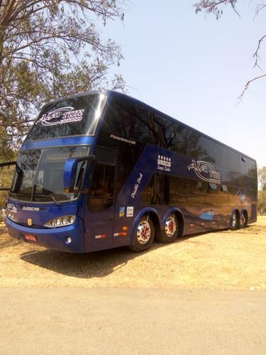 Onibus Dd Buscar Panoramico Scania 124