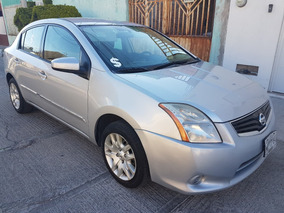 Nissan Sentra 2010 Custom 2.0l Cvt