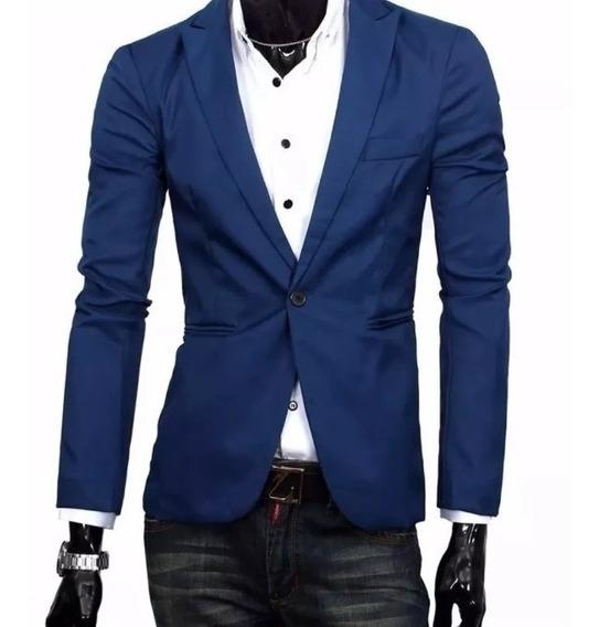 Blazer Masculino Slim Fit Luxo Pronta Entrega