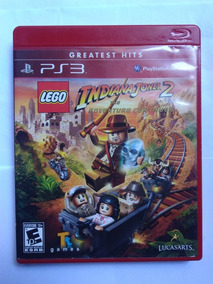 Jogo Indiana Jones 2 Lego Midia Fisica Ps3 R$45