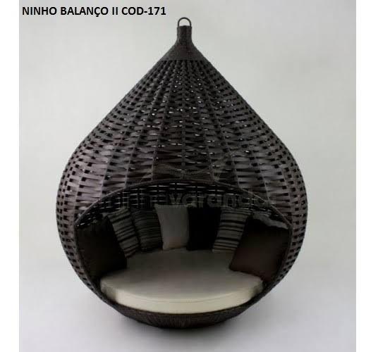 Moveis De Aluminio Ninho Balan;o Em Fibra Sintetica