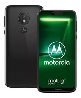 Motorola G7 Power 4gb Ram - 64gb