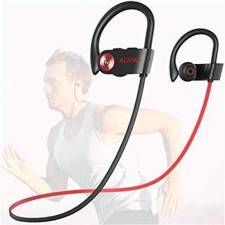 Auriculares Bluetooth Aupai Inalambricos Deportivos Con Micr