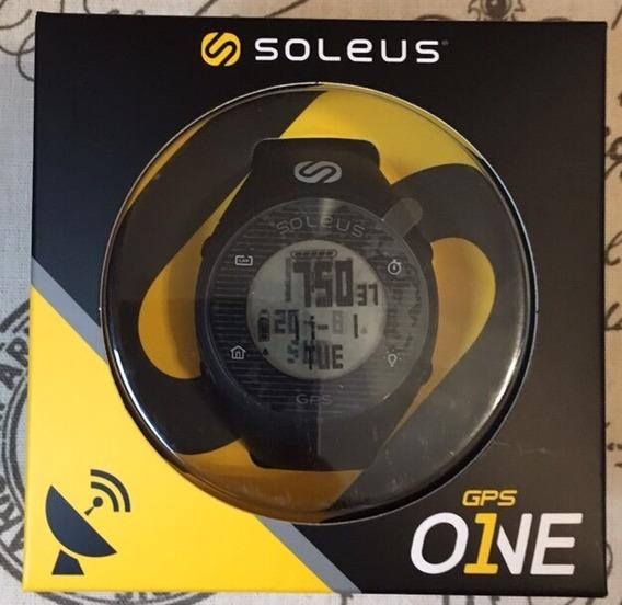 Relógio Gps One Soleus Running