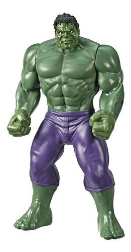 Boneco  Avengers Olympus  Hulk 24 Cm - Original Hasbro