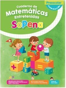Sopena Matemáticas Entretenidas Pre Kinder