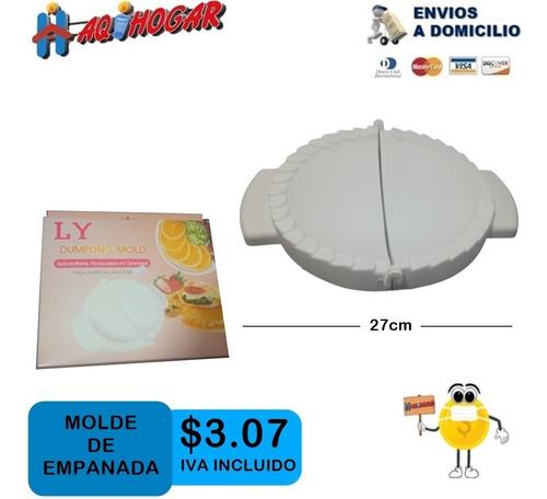 Imagen 1 de 1 de Molde De Empanada