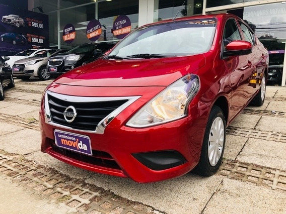 Versa 1.0 12v Flex S 4p Manual 38130km