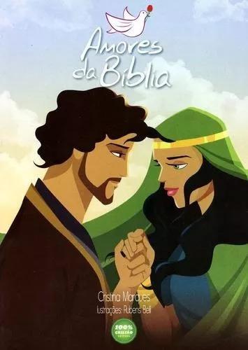 Amores Da Biblia Livro Cristão