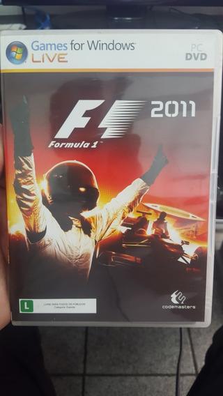 Formula 1 2011 - Pc