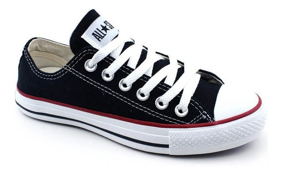 Tênis Converse All Star Ct As Core Ox - Original Preto