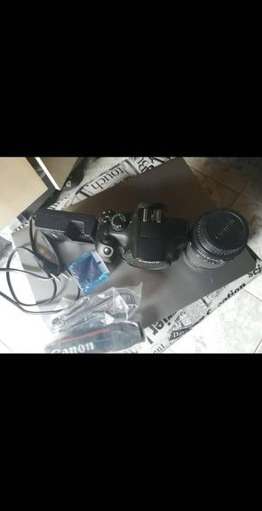 Câmera Canon T6 R$ 1250