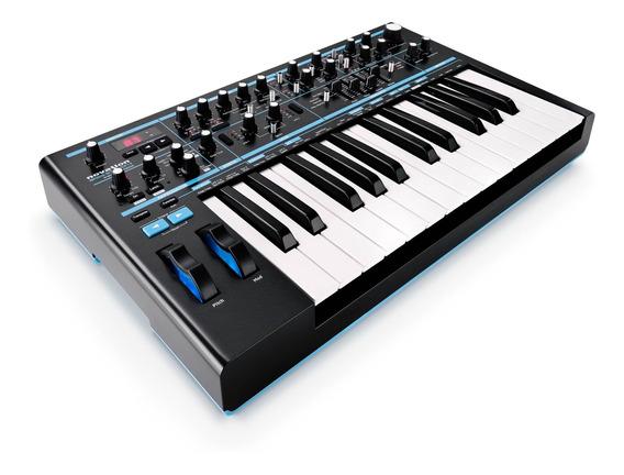 Sintetizador Analogico Mono-synth -bass Station Ii -novation